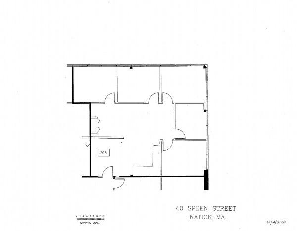 1536ft² 2nd Floor