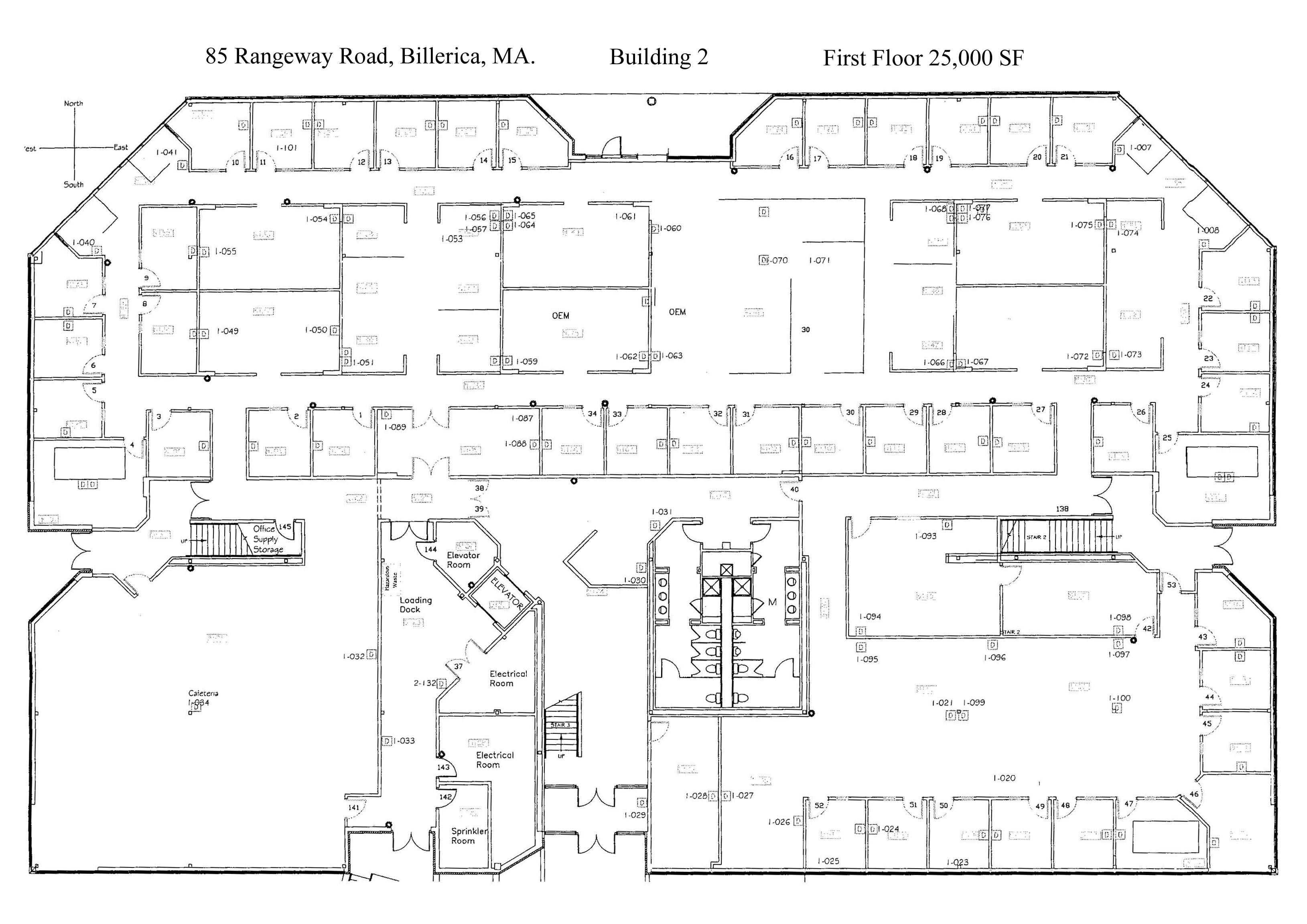 Building 2 - Floor 1