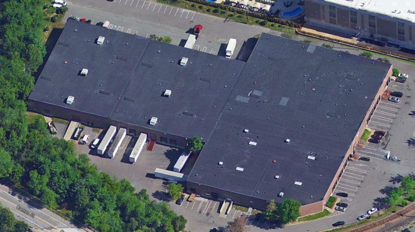 369 University Ave Westwood MA aerial