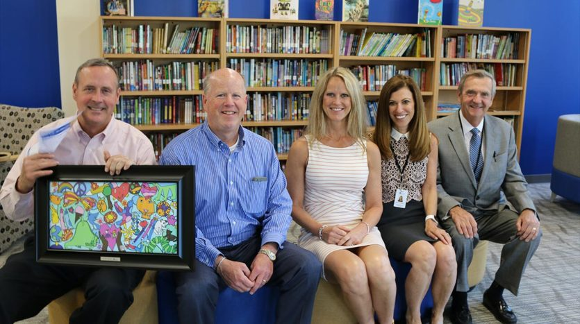 R.W. HOLMES REALTY WORKS WITH ACCEPT EDUCATION COLLABORATIVE