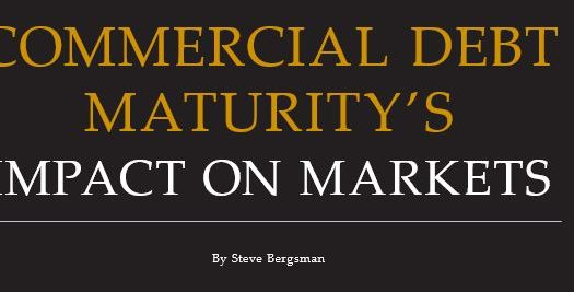 COMMERCIAL DEBT MATURITY'S IMPACT ON MARKETS