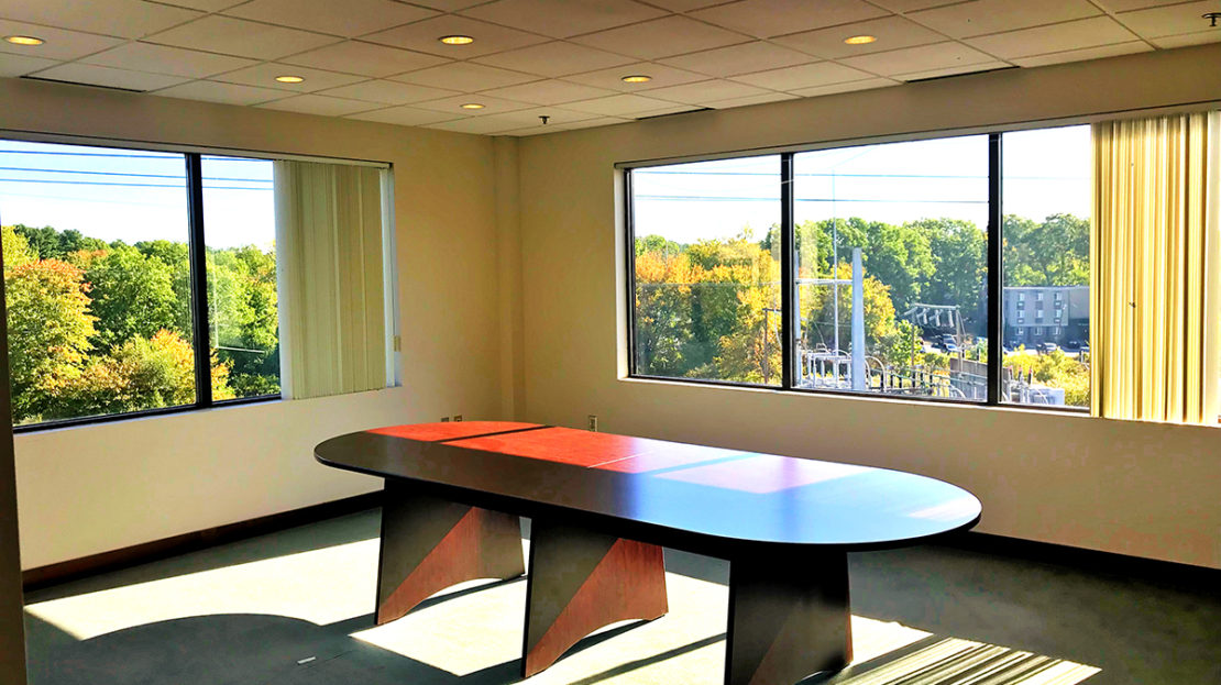 50 Speen Street Framingham MA conference room First Class Office Building