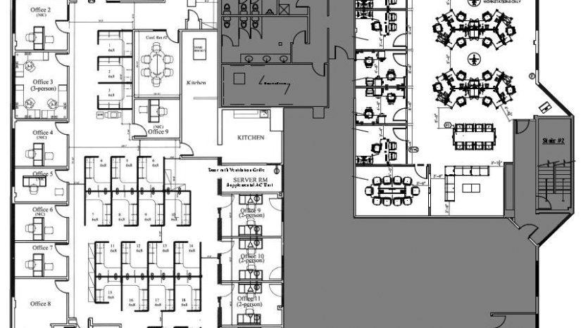 50 Speen Street Framingham MA floor plan First Class Office Building