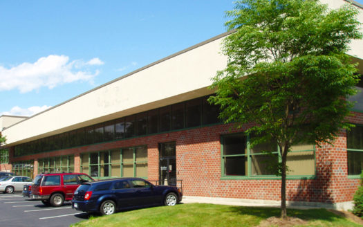 R.W. Holmes announcedat 89 October Hill Road in Holliston is 100% leased