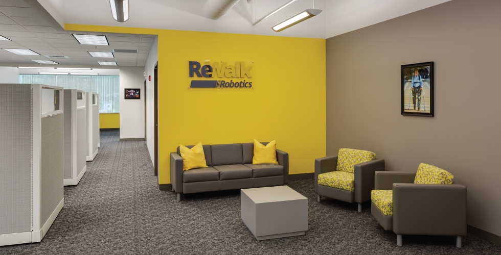 Commercial Property ReWalk Robotics - Marlborough MA