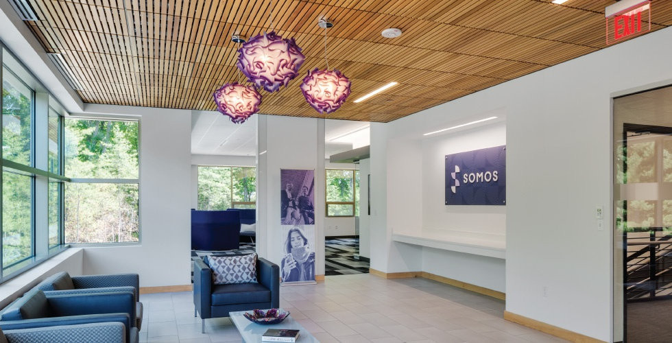 Commercial Office Space Somos Inc. Westford, MA