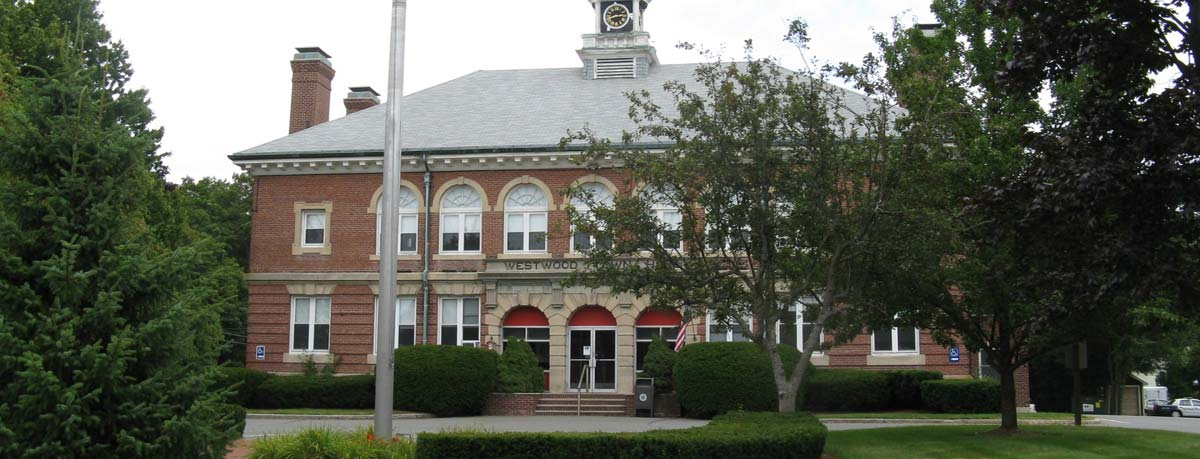 westwood ma town hall