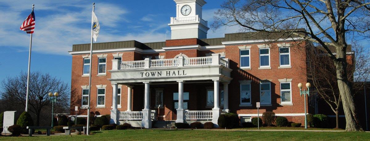 randolph town hall