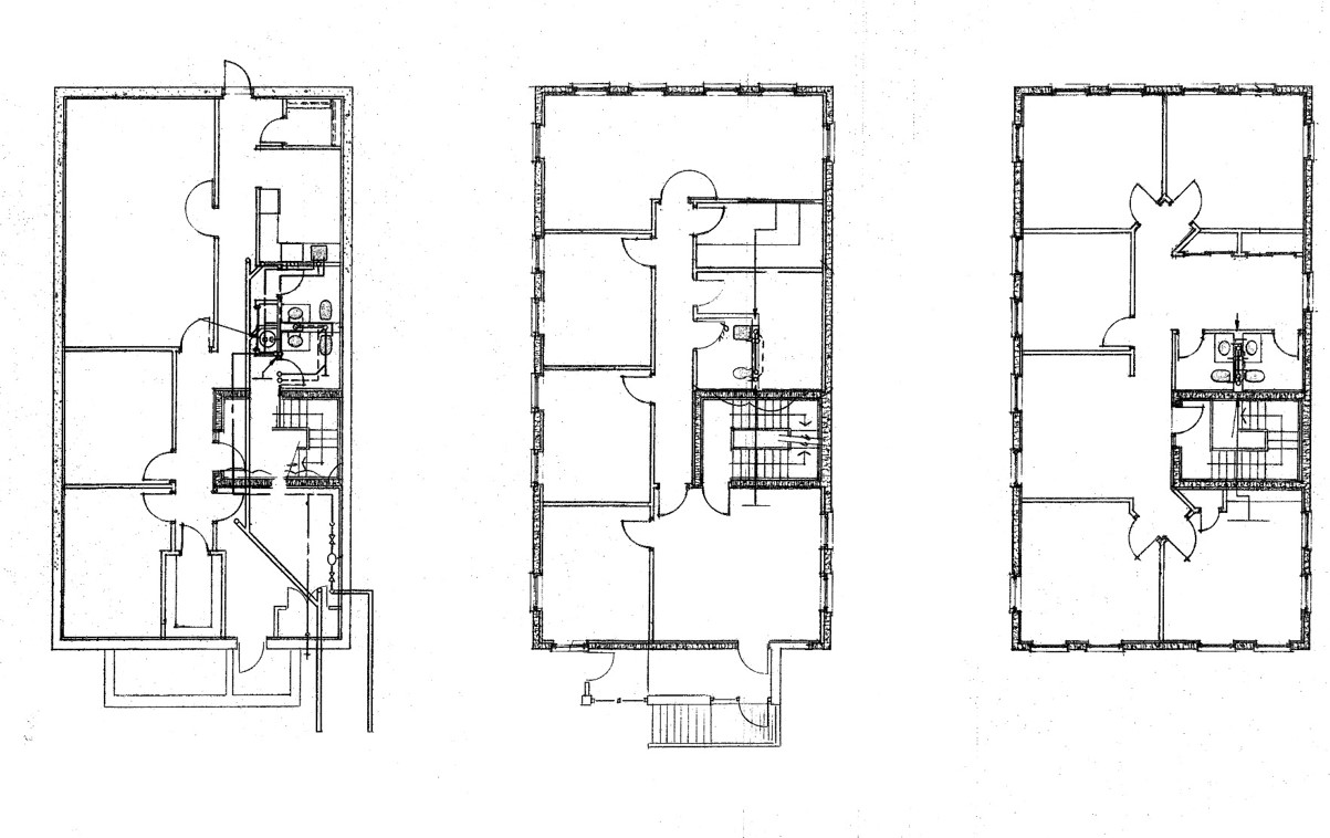 414 Crescent Street Floor Plan