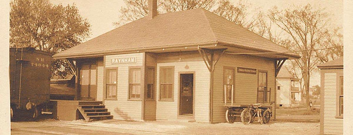 raynham ma station